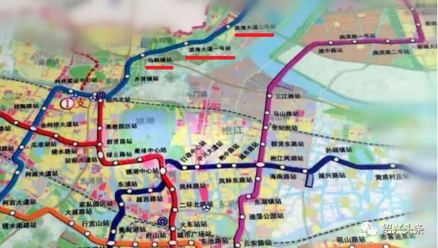 绍兴旅游 手绘地图