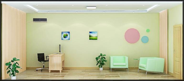 心理咨询室建设方案 建设设计图 【铭心心理】图片
