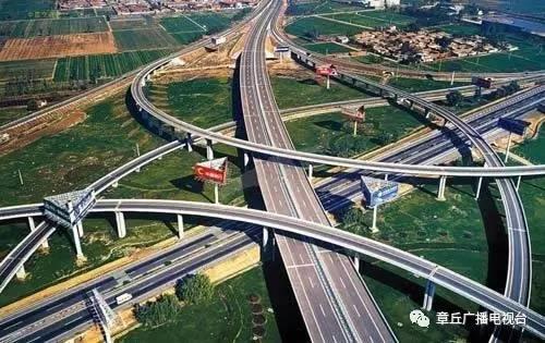 此次公示的潍坊连接线,起自荣潍高速公路坊子互通东侧主线收费站处,止