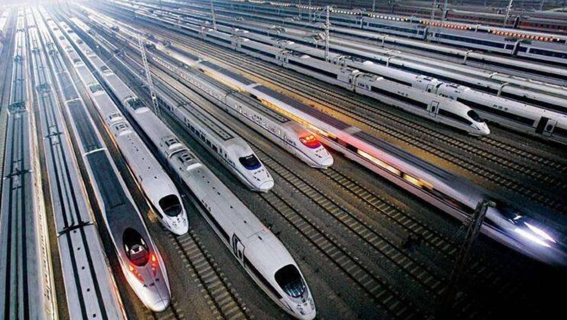 厉害了!盐通高铁将在南通新建3个车站,还有1个动车所!