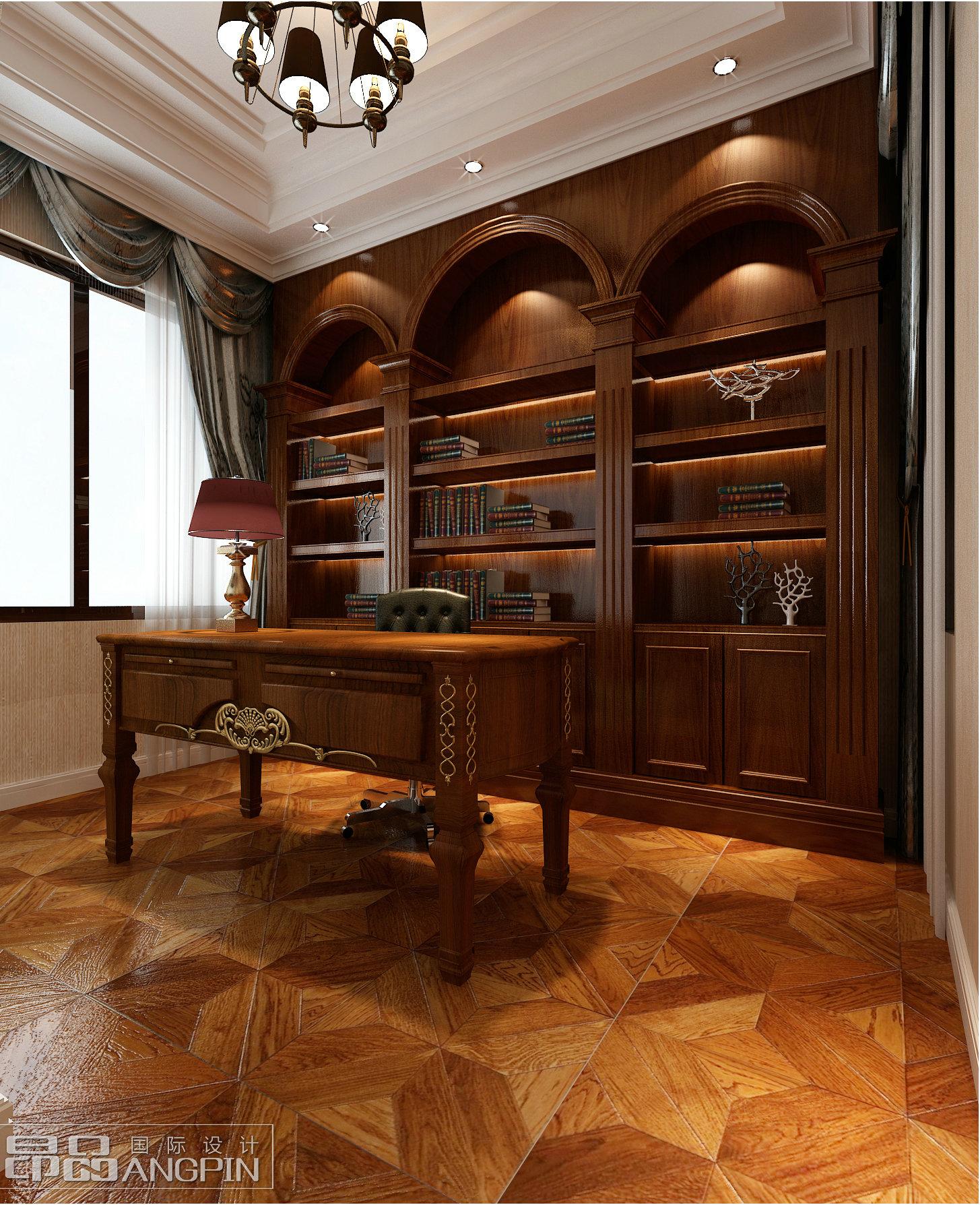 有出售别墅的设计,但在负一楼这个门厅的入口,也设计了门厅以及换鞋区常用入户盛泽图片