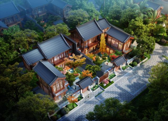 三亚华皓亚龙府 一墅合院,后世典藏,低至1600万/套,公寓均价2.65万图片