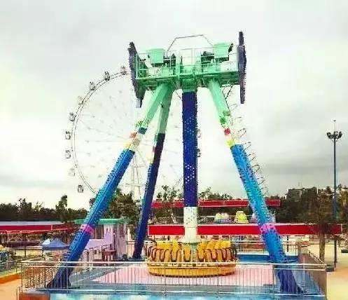 """柳州""""卡樂星球 歡樂世界""""主題樂園,已于7月6日開園試運營啦!圖片"""