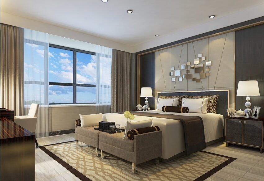 生活资讯_悦府海棠144平后现代风格,轻奢时尚的生活住宅