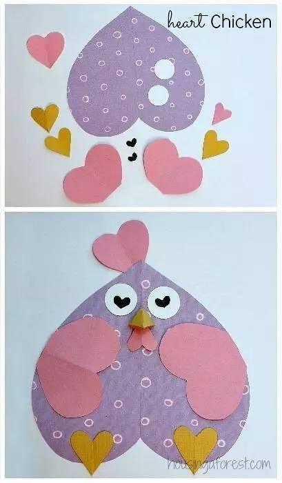 幼儿园卡纸创意手工制作,让孩子创意大爆发!_搜狐宠物