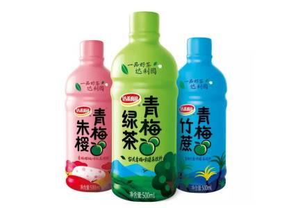今年上半年康师傅推出了果茶物语果茶饮料新品,与此同时,达利旗下