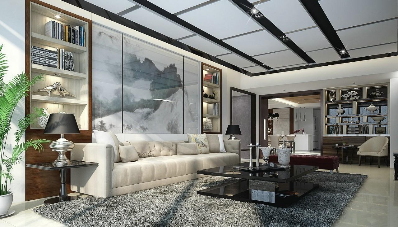 110平米复式装修风格有,复式房装修的风格主要有欧式,现代,田园,中式.