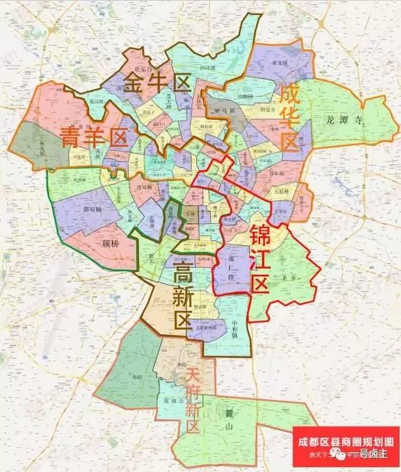 西安草堂新区规划图