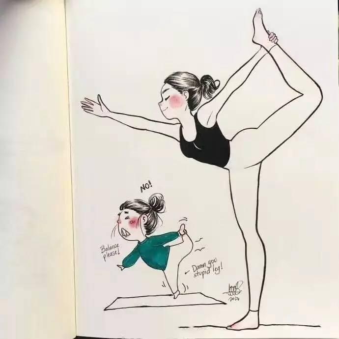 七步活动 学会手帐里的简笔画,记录日常生活的美好