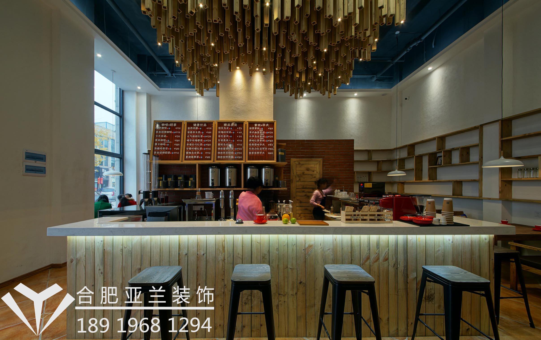 第三把中小型咖啡厅设计设计成人文类咖啡店,人文类咖啡厅的风格