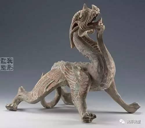 【资料】动物雕塑:表情丰富,面目狰狞的东方古兽(二)