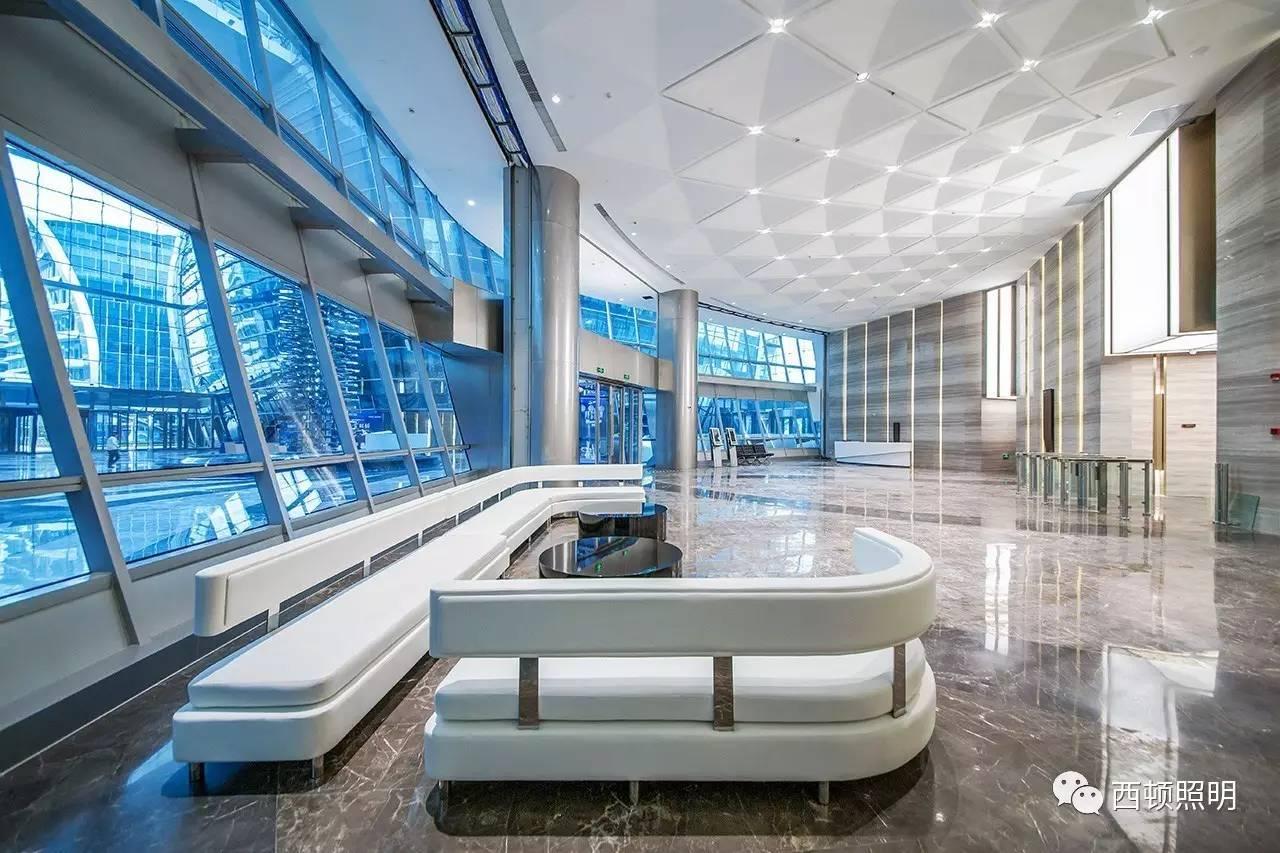 西顿案例|上海照明虹桥世界中心照明绿地解析uiampux段法v案例四图片