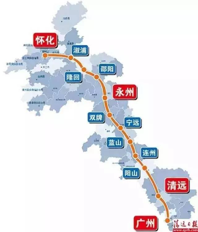 呼南高铁襄阳段规划图