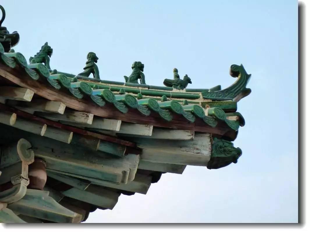 故宫斗拱结构图