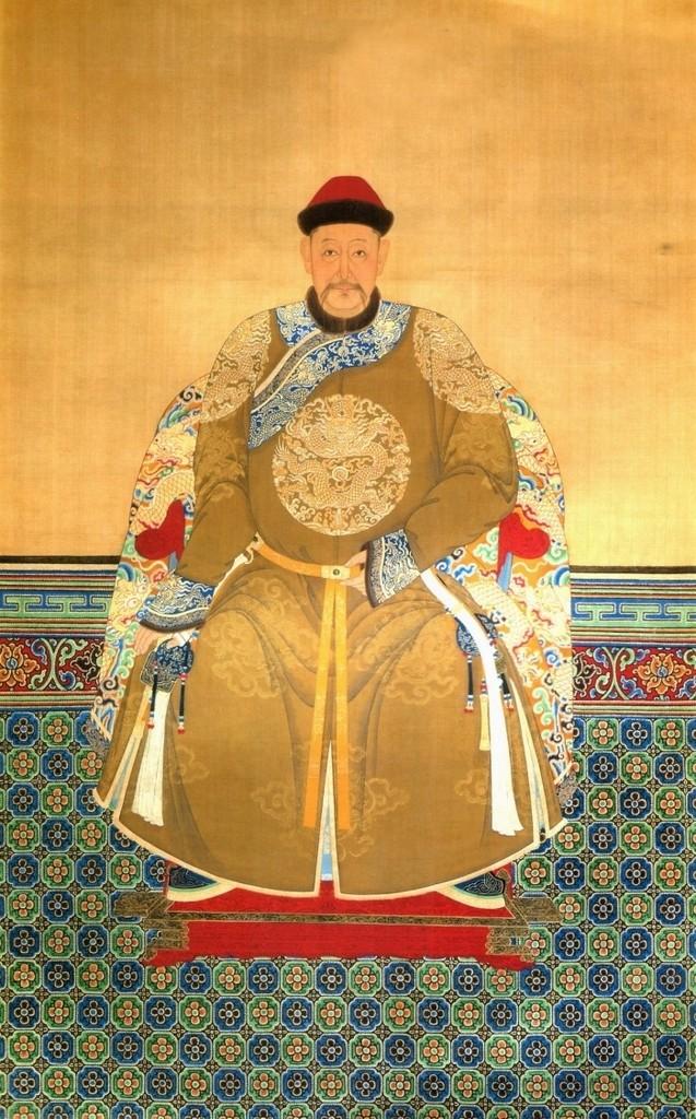 代善与其子岳托拥皇太极即位,清太宗崇德元年(1636年)晋封和硕礼亲王.