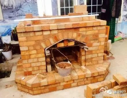 柴火灶尺寸设计图纸