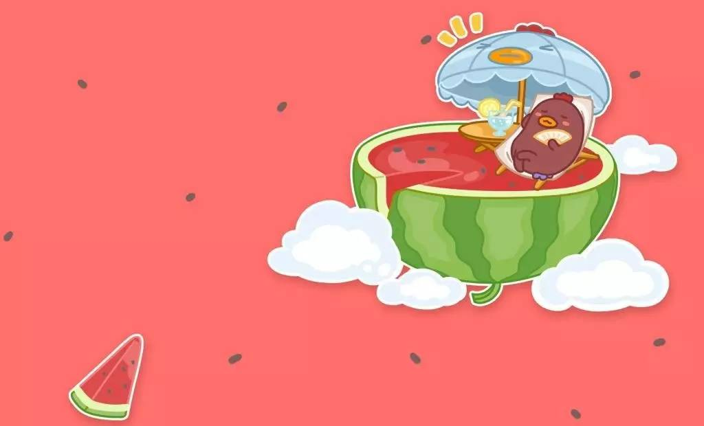水果卡通diy手绘