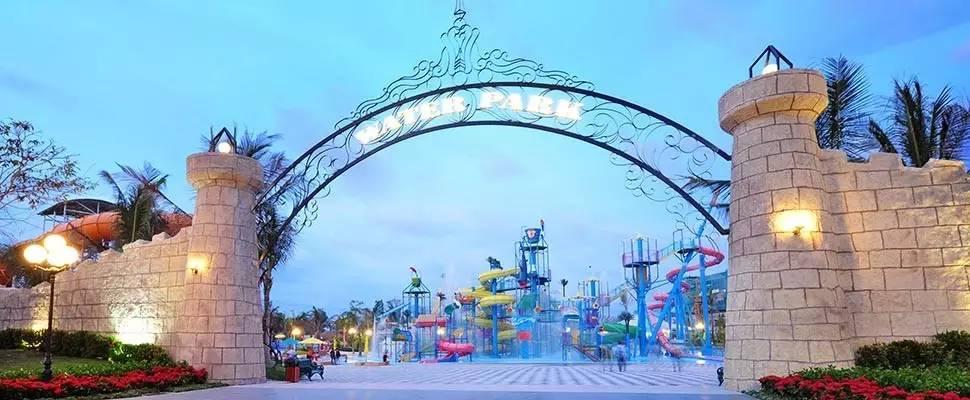 亚洲最大的海上游乐园——芽庄珍珠岛游乐园!如此摄人