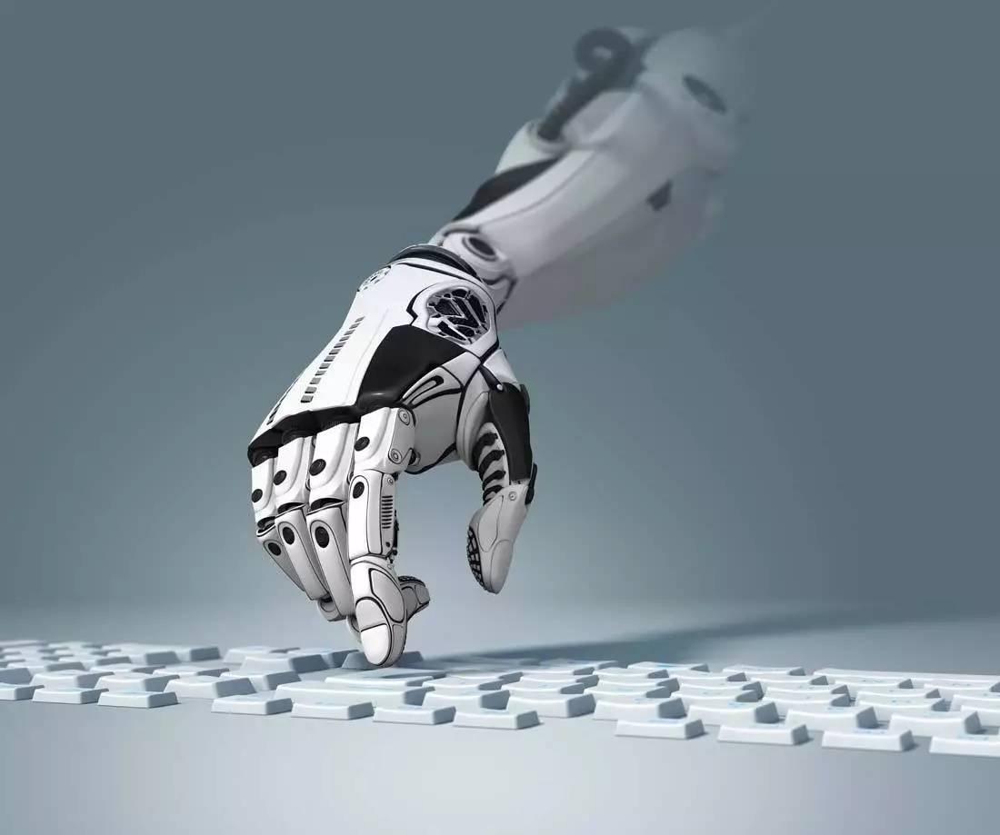 "3D打印""仿生皮肤""机器人将有触觉"