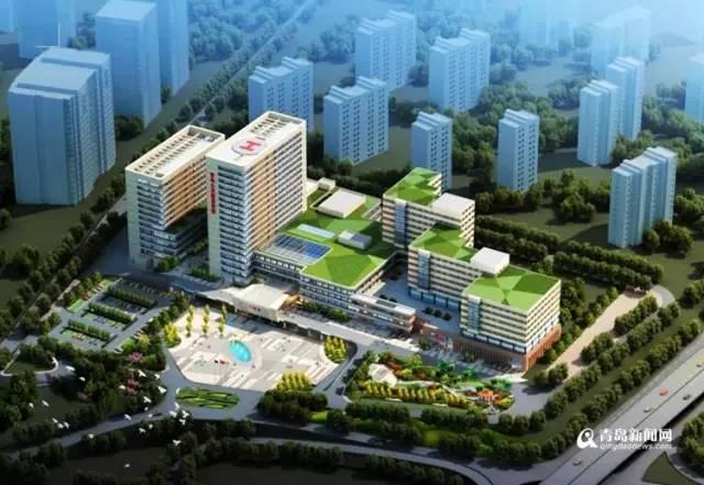 青岛大学附属医院东区综合病房楼