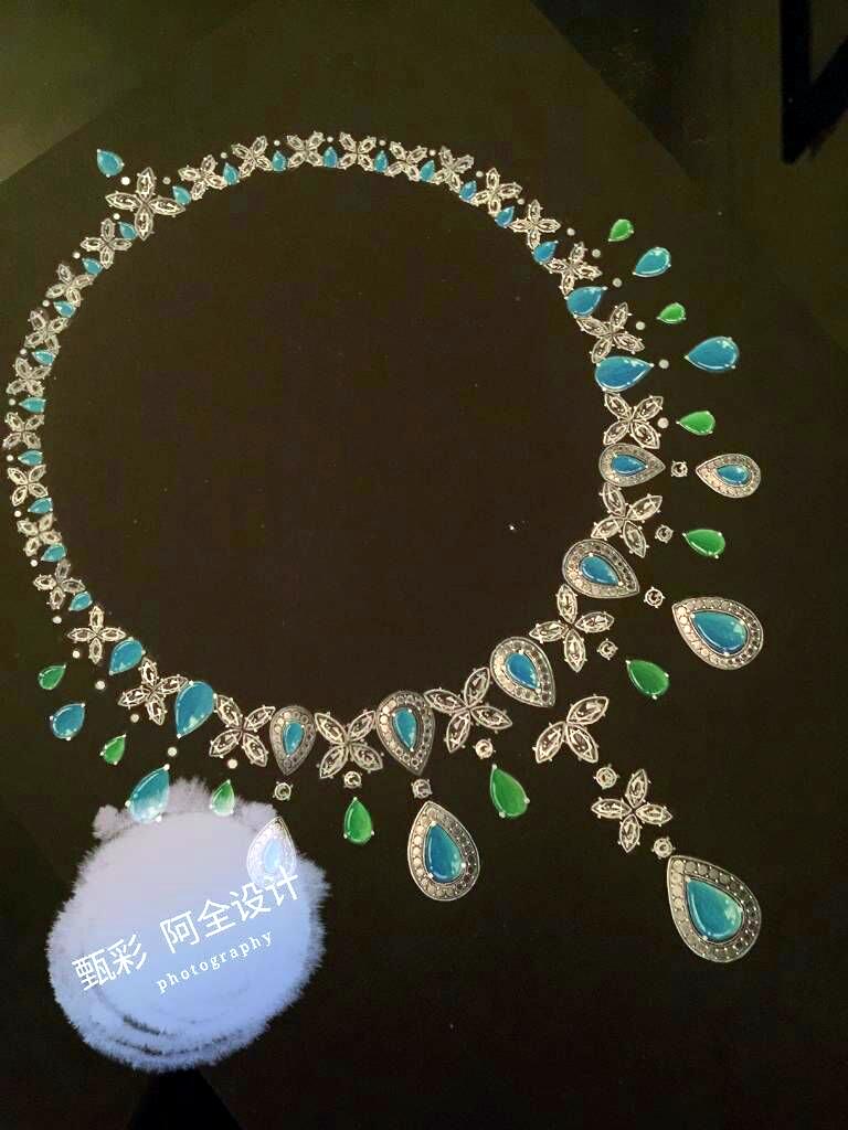 珠宝设计师养成日志