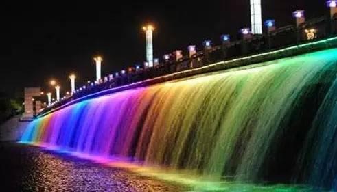 常见的户外景观亮化照明设计|亮化行业动态-陕西红树林景观照明有限公司