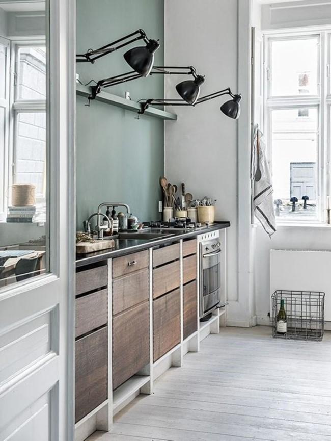 设计好了,1平米能当5平米用的小厨房装修