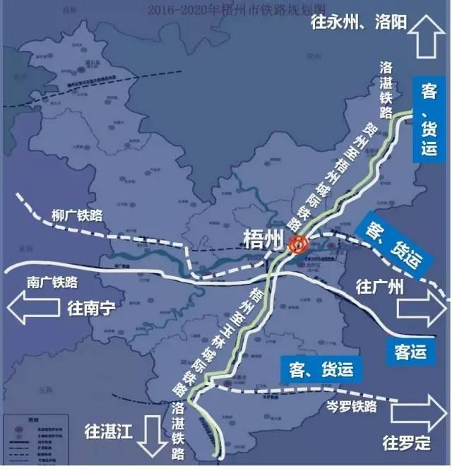 藤县规划图 2030年