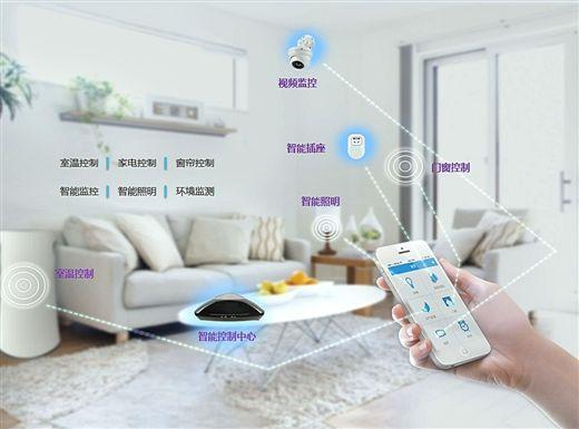智能家居产业将迎来爆发期:科技巨头纷纷布局图片