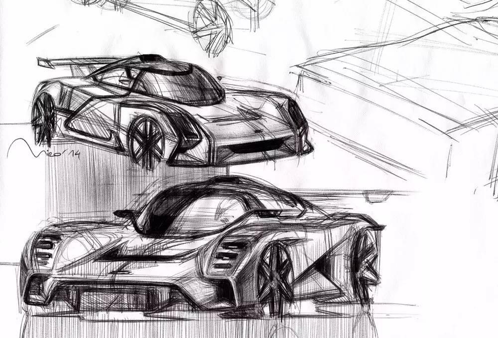汽车 正文  前捷豹路虎设计师,曾参与设计捷豹xf,e-pace,2016年加入宾