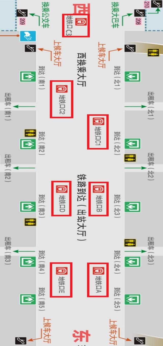 不�z`d�!�m�z)�ynl�.�9.b_不再迷路!2017年最新最全杭州东站交通秘籍,地铁,公交