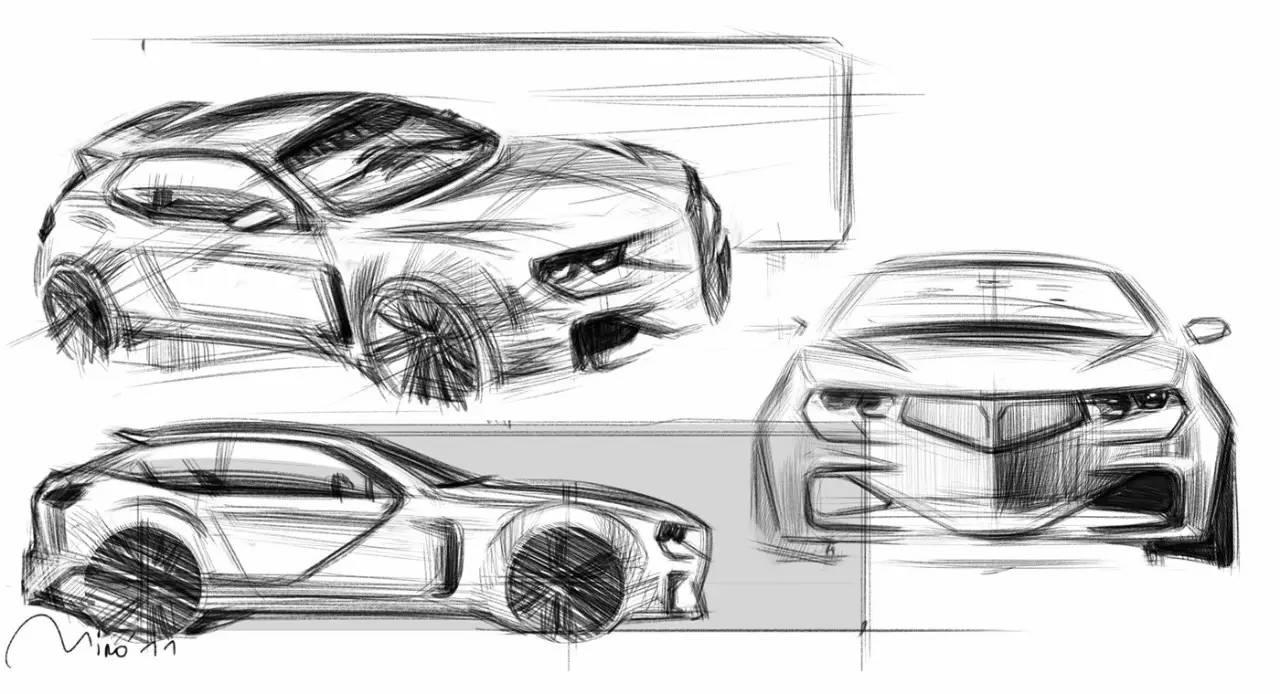 汽车 正文  前捷豹路虎设计师,曾参与设计捷豹xf,e-pace,2016年加入