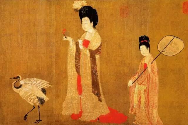 肤如凝脂唇如朱樱,领先世界千年的唐代化妆术图片