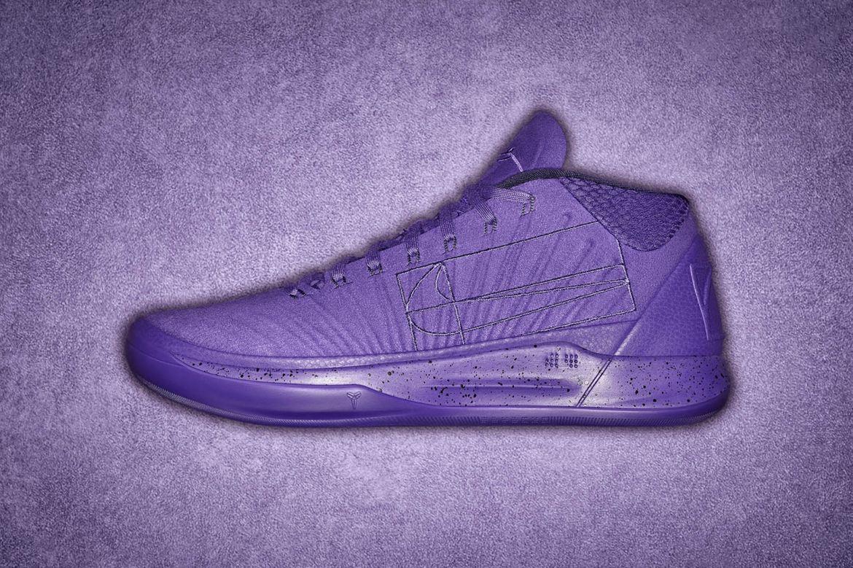 Nike Kobe A.D. 发布 Mamba Mentality 系列