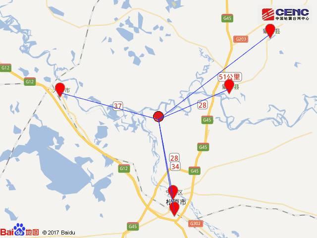 宁江区城市规划图