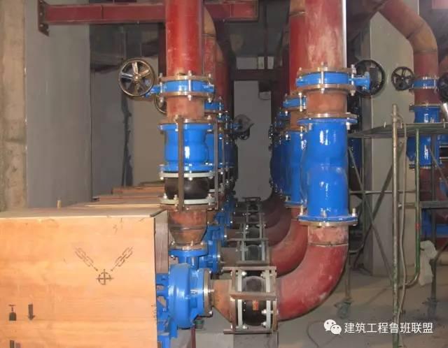 建筑设备安装水管图纸