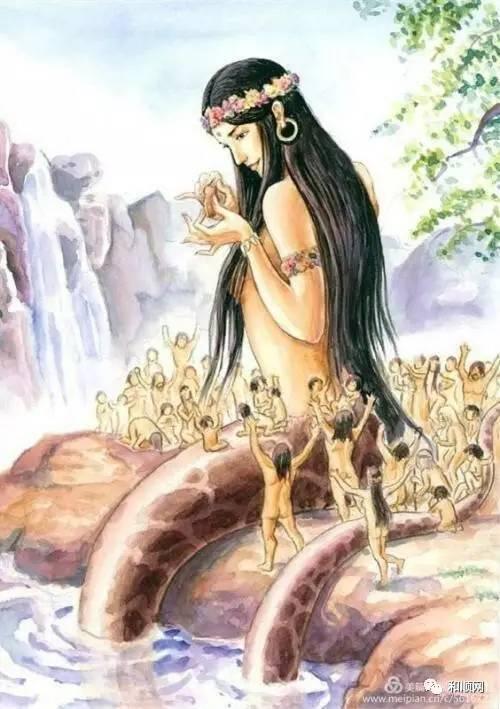 女人出嫁为什么蒙红布的传说
