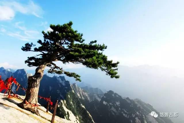 西安城墙、兵马俑、华山、大雁塔双飞4日游