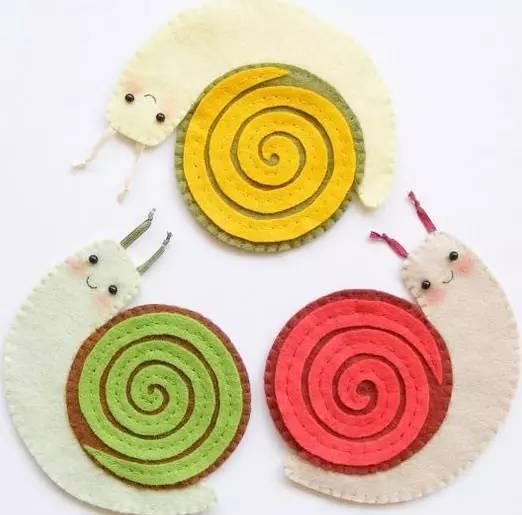 幼儿园布艺手工制作,激发无限创意!