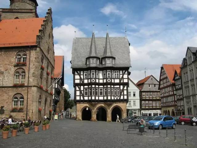 格林童话故事灰姑娘_德国的丹麦童话之旅