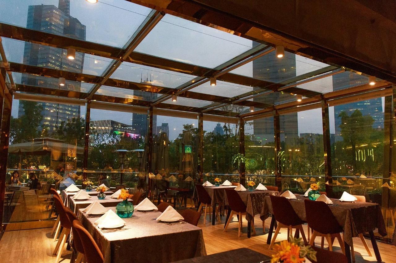 北京最美的春天,都藏在这几家露台餐厅里!