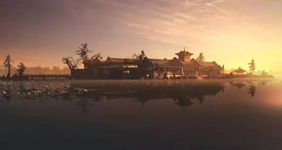 圆明园烧毁前的视频还原,真的是美得震撼