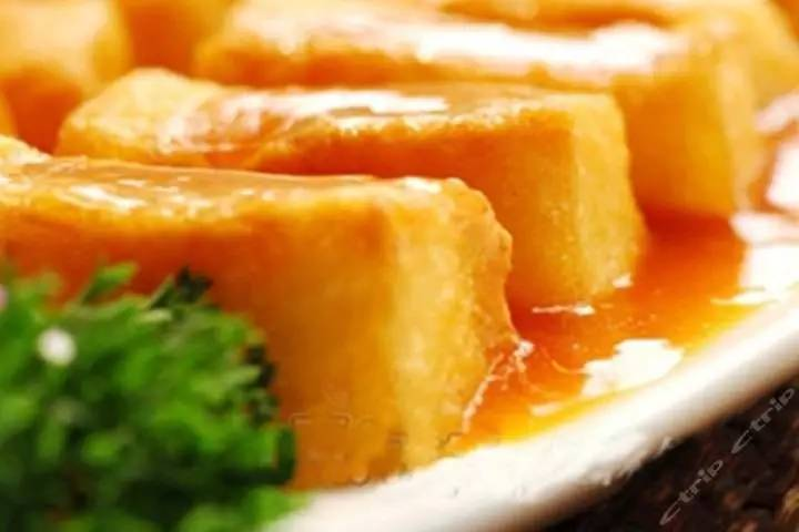 完美鲍穴_鲍汁与黄豆的完美结合 嫩滑可口,豆味十足.