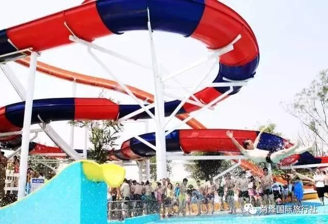 目前国内顶级海上游乐园---乐岛海洋王国(160元已含) 裸眼3d艺术精华