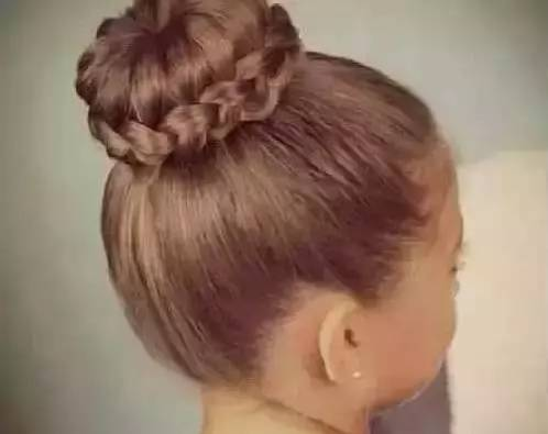发型|花式丸子头的扎法图解视频!