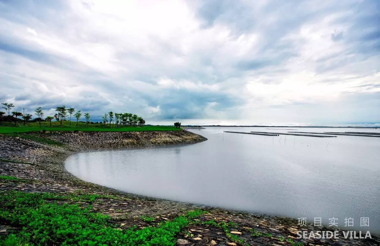 钦州,茅尾海畔,东盟生态园内,一段探秘之旅即将开始