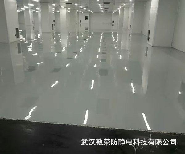 发火耐磨硬化剂地面
