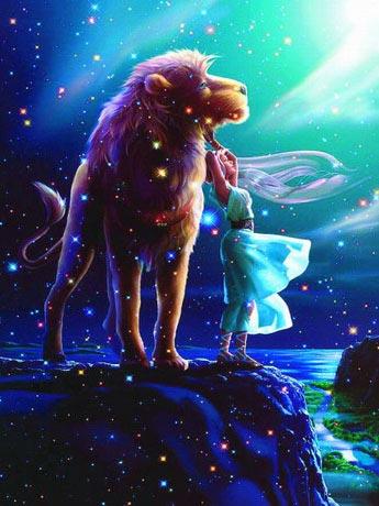 狮子座手机壁纸-狮子座壁纸图片/狮子座的图片女生/座图片