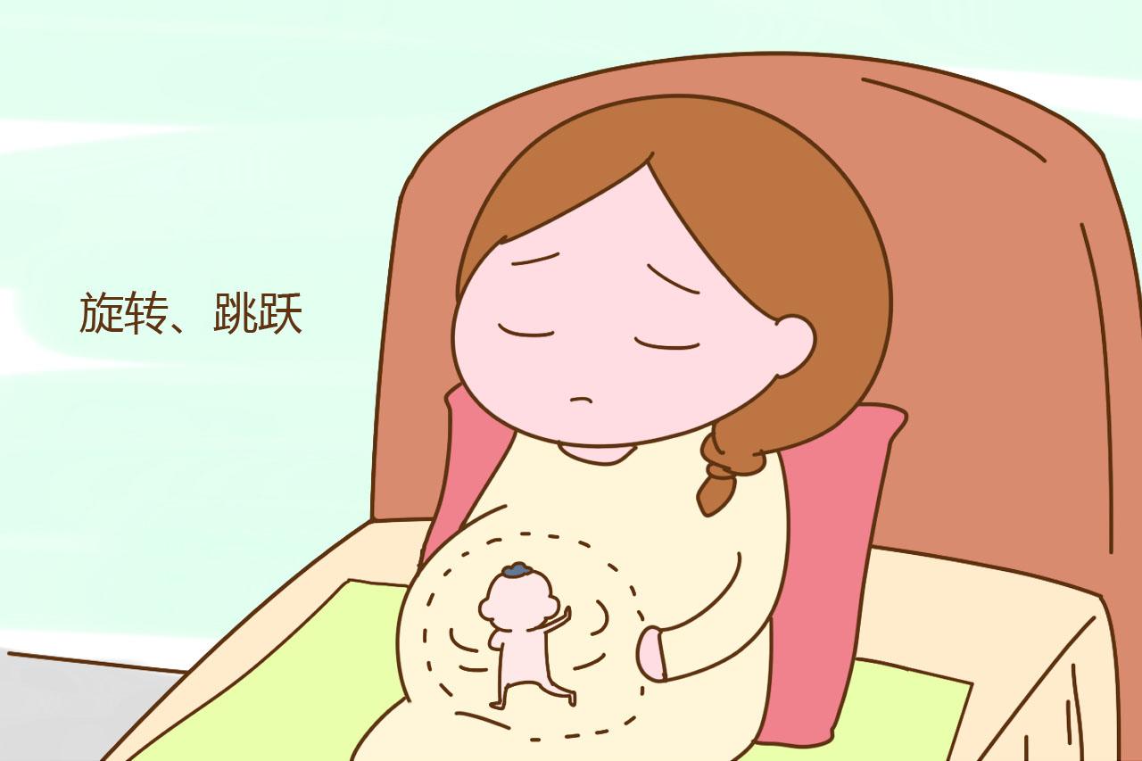 就去操妈妈_如果胎宝宝在妈妈肚子里有这些行为,出生后会是个难带