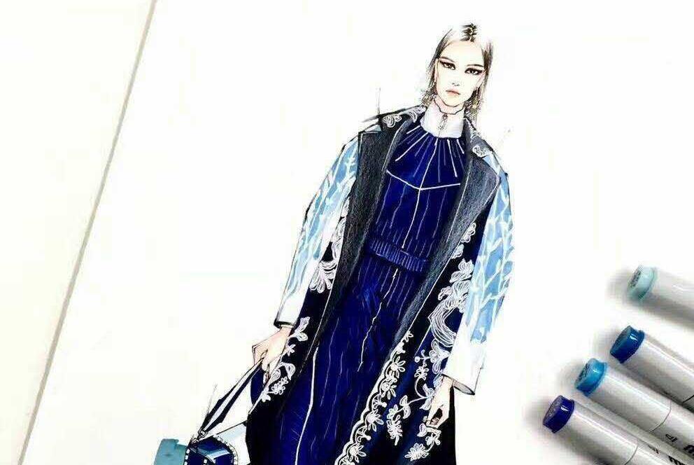 服装设计之手绘的重要性